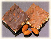 Almond Nut Bark 312ALM