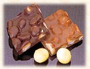 Macadamia Nut Bark 302MA