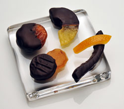 Candied Fruit Assortment