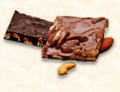 Sugar-Free Nut Bark Assortment