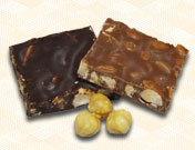 Hazelnut Nut Bark