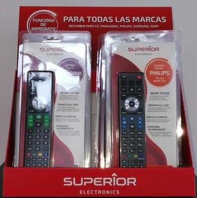 Expositor surtido 20 Superior Smart TV