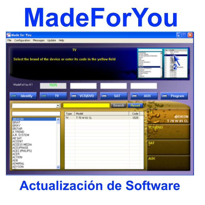 Madeforyou Software