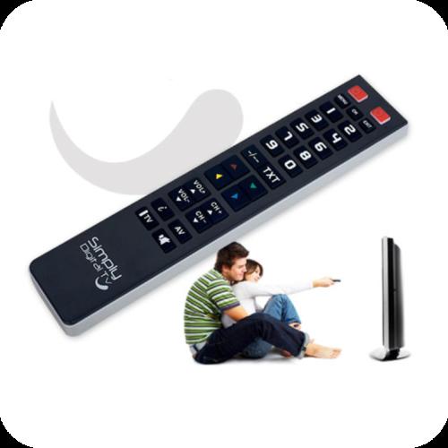 From 4,30€ Remote control Superior Simply Digital TV Simply Digital - VIES EN