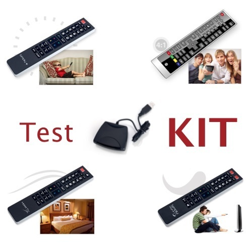 Test KIT Superior Remote control FREEDOM-EN