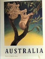 Tea Towel - Koalas - Microfibre & Made in Australia - A lovely gift to take or send overseas