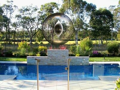 Premium Collection - Circle 30cm - 316 Stainless Steel & Made in Australia