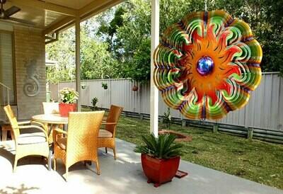 Contempo  Collection - Glazing Sun 30cm