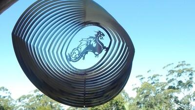 Aussie Spinners - Designer Collection - Dragon 30cm - Made in Australia