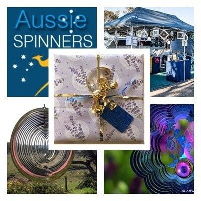 Aussie Spinners - A Gift Voucher with many choices $50, $75, $100, & $125