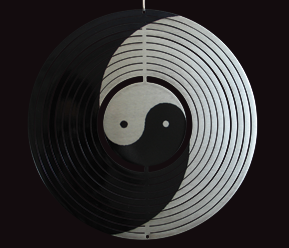 Classic Collection - Yin Yang  30cm