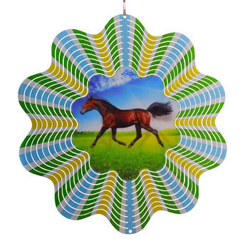 Classic Collection - Horse Hologram 30cm