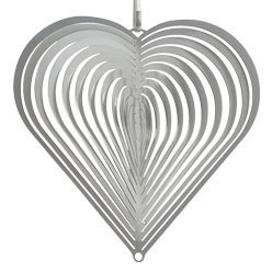 Designer Collection - Heart 10cm - Made in Australia