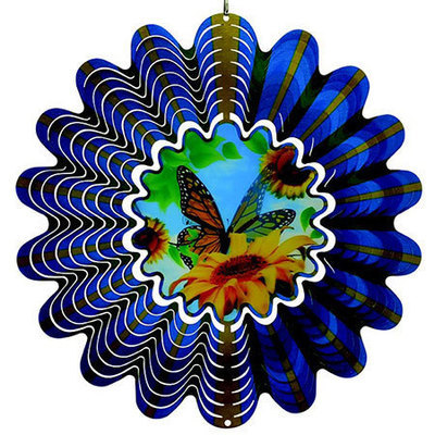 Classic Collection - Butterfly - Hologram - 30cm