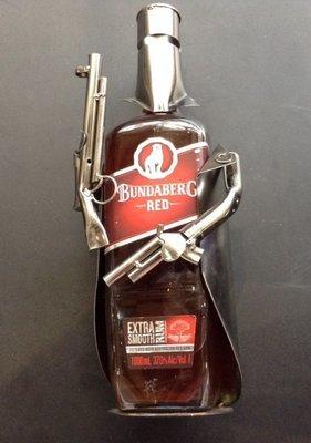Nuts & Bolts - Ned Kelly Wine Bottle Holder
