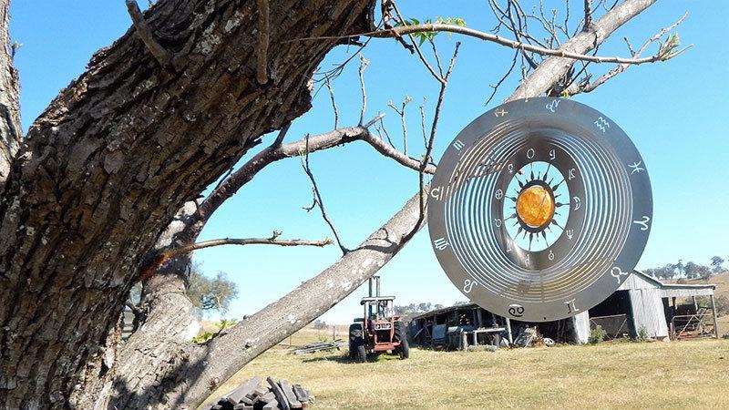 Designer Contempo Collection - Celestial Sun 30cm - Made in Australia
