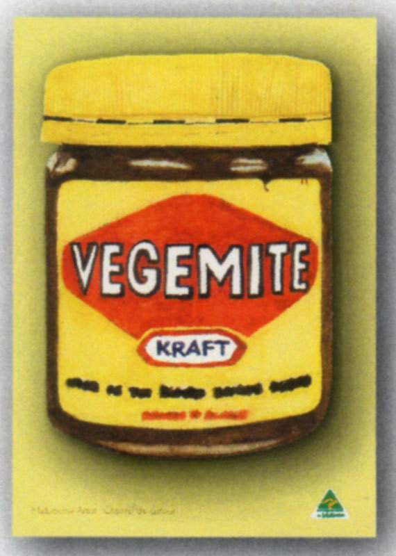 Tea Towel - Vegemite - Microfibre & made in Australia