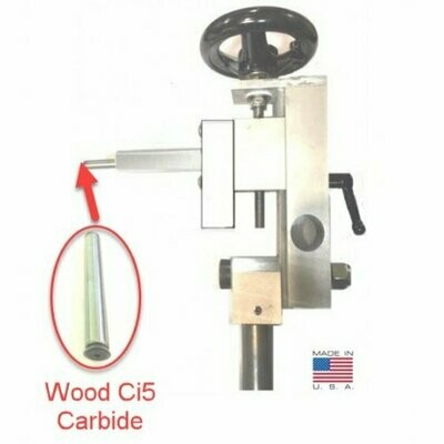 EZ Sphere COMBO Jig with Carbide Cutter for Wood (Make a perfect wood sphere)