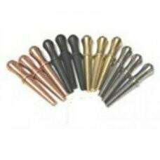 Cribbage Board Metal Pegs (12 pcs)