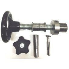 EZ Threading Combo Add-on Kit - Enables you to create wood threads using your EZ Sphere Combo Jig