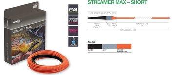 AirFlo Streamer Max Short Fly line