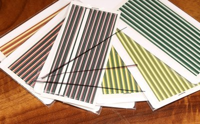 Tapered Synthetic Quill