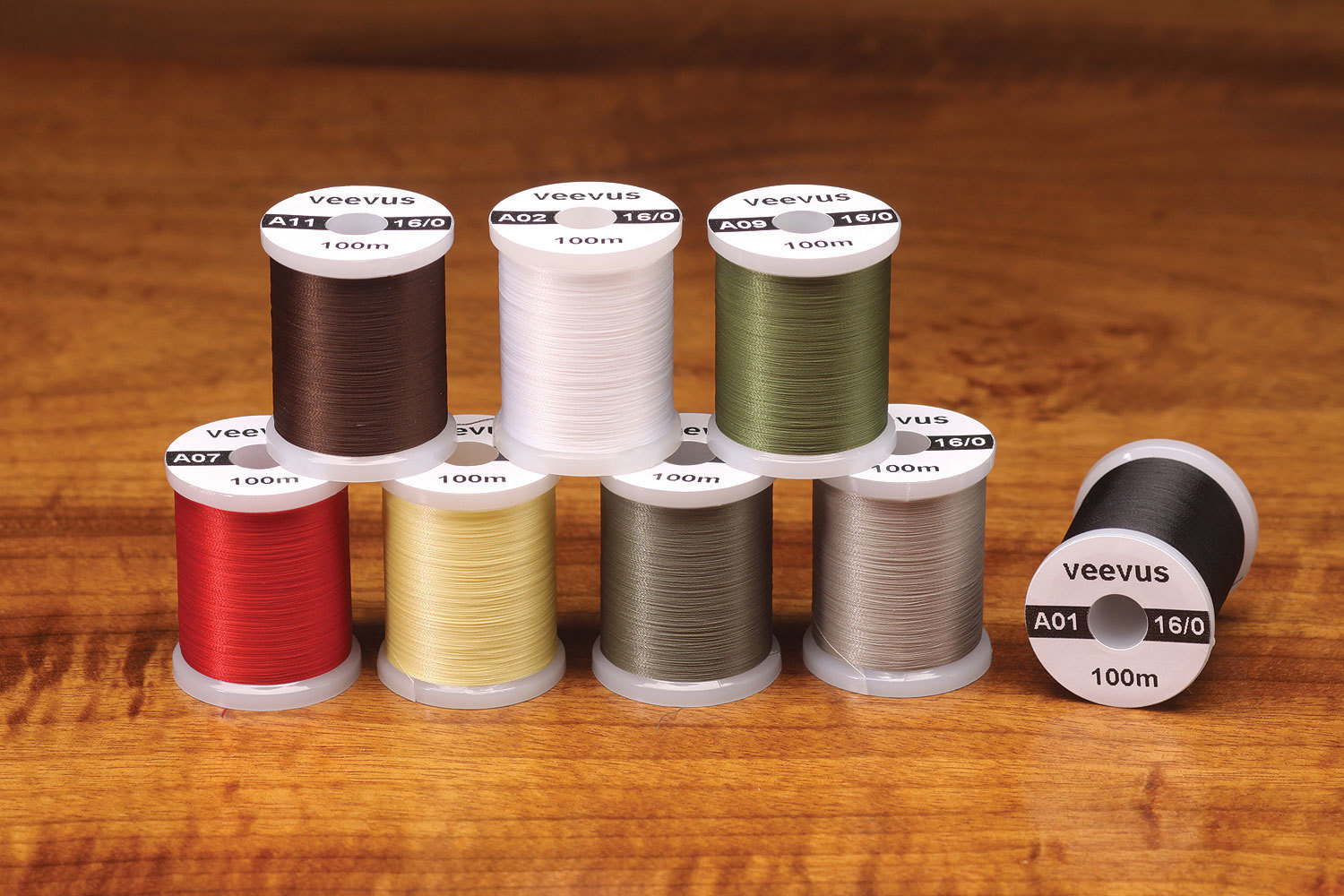 Veevus 16/0 Tying Thread (100m)