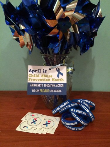 April is Child Abuse Prevention Month Pack