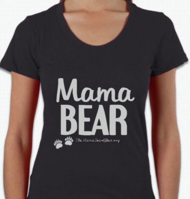 Mama Bear Tee or Tank - Choose Your Style!
