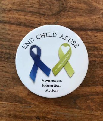 End Child Abuse Buttons 3.5