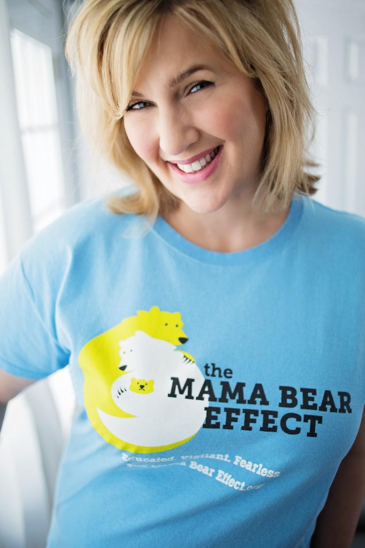 Mama Bear Logo Tee
