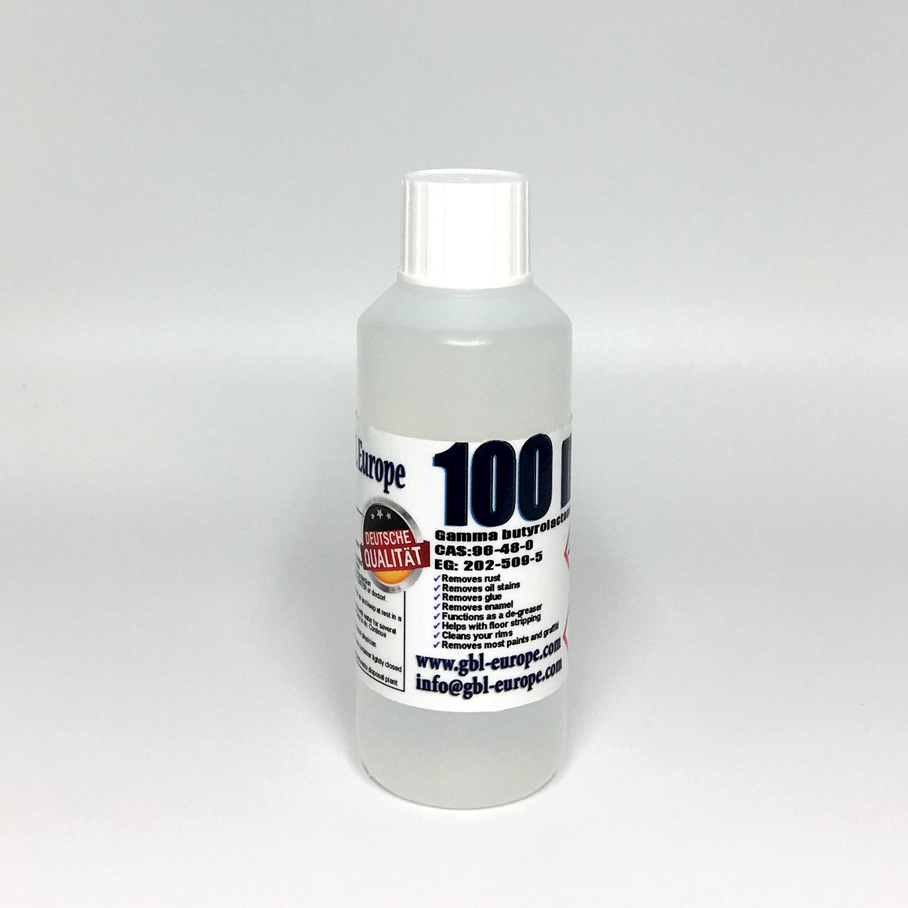 Industrial Cleaner 100 ml Pharma Grade German Quality 00017 HS Code 29322020