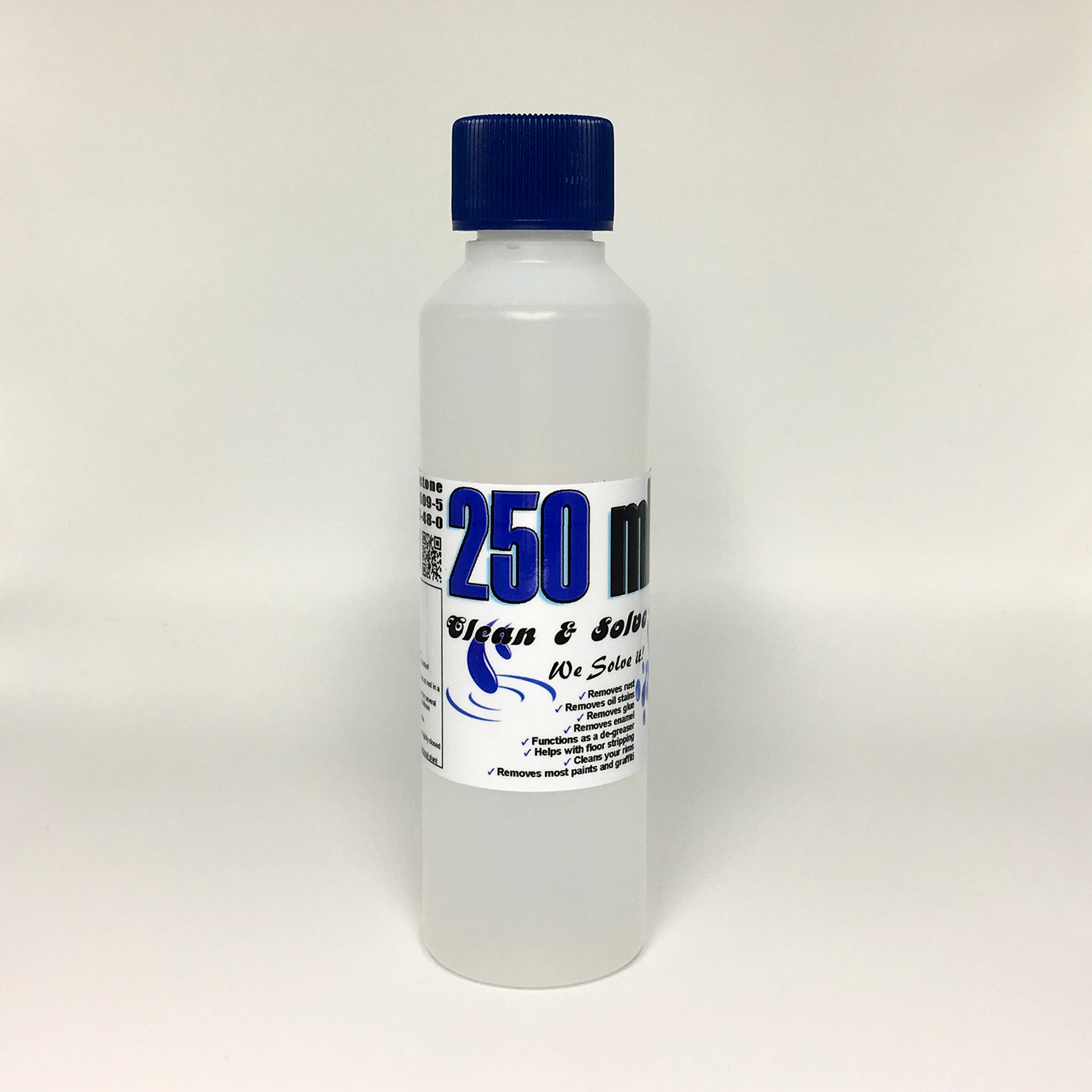 Industrial Cleaner 250 ml Technical Grade 00009 HS Code 29322020