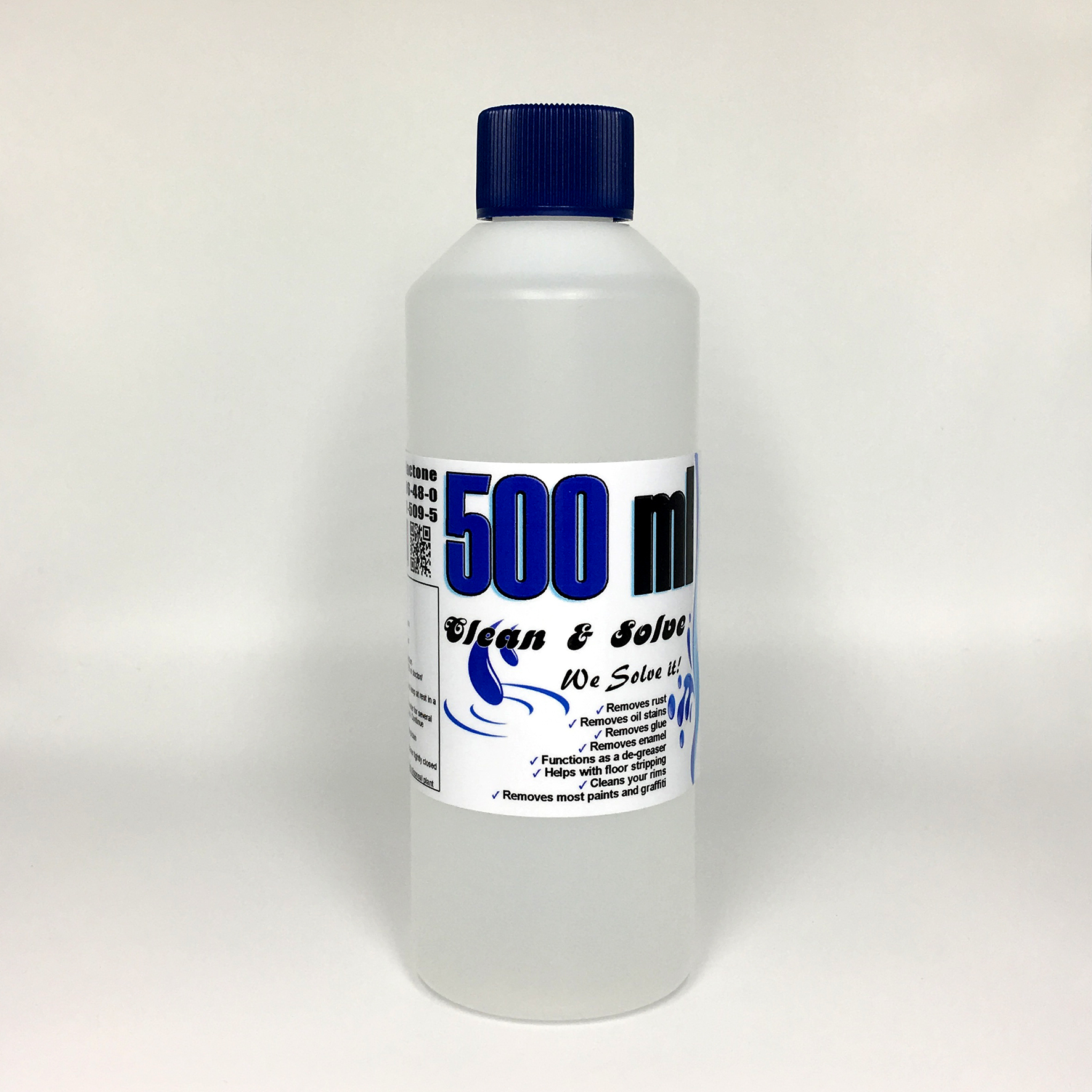 Industrial Cleaner 500 ml Technical Grade 00010 HS Code 29322020