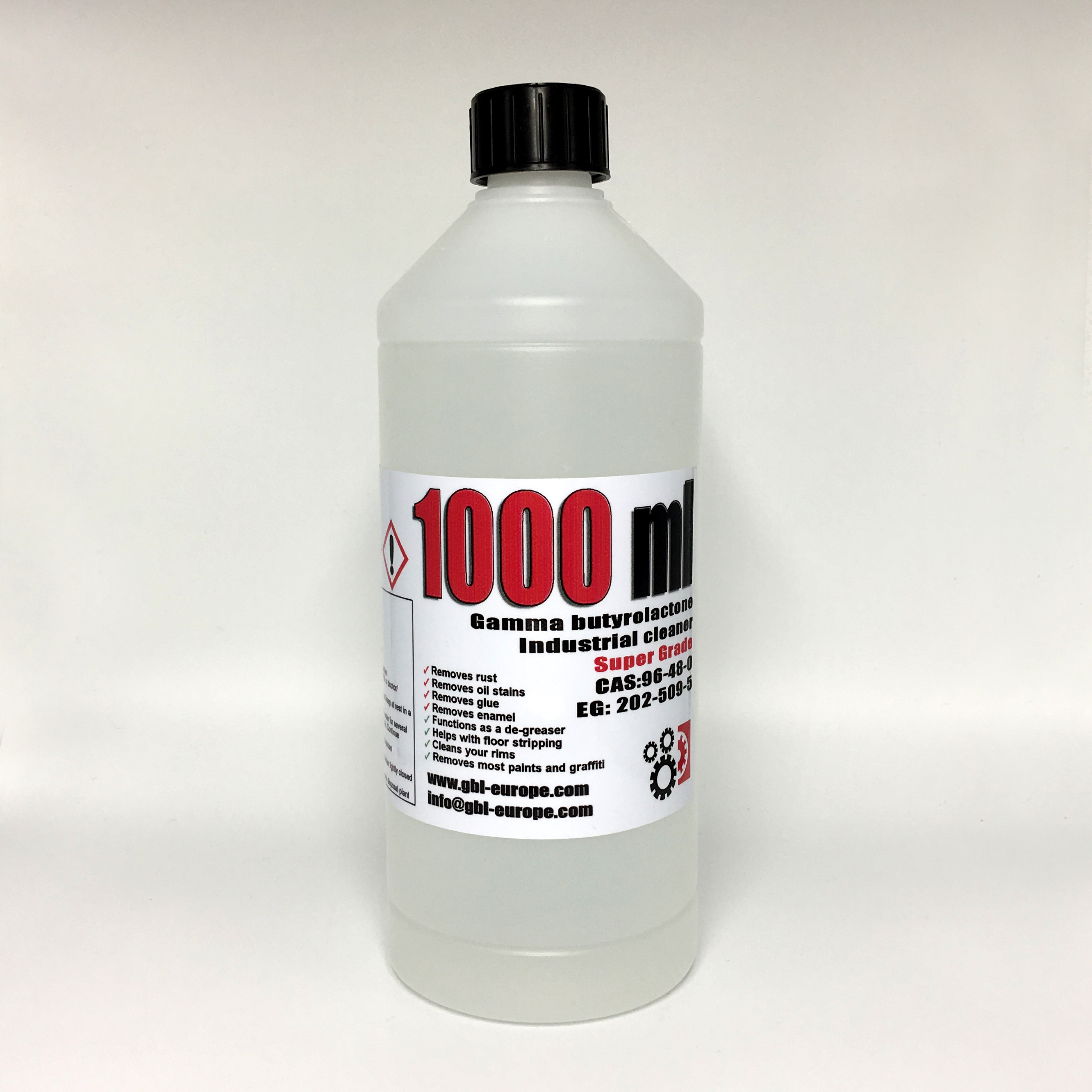 Industrial Cleaner 1.000 ml Super Grade Quality 00200 HS Code 29322020