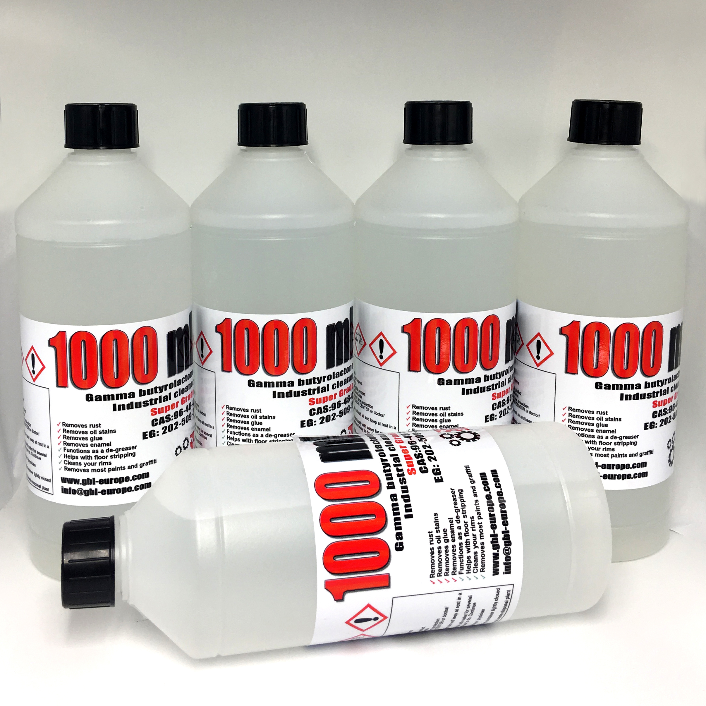 Industrial Cleaner 5.000 ml Super Grade Quality 00220 HS Code 29322020