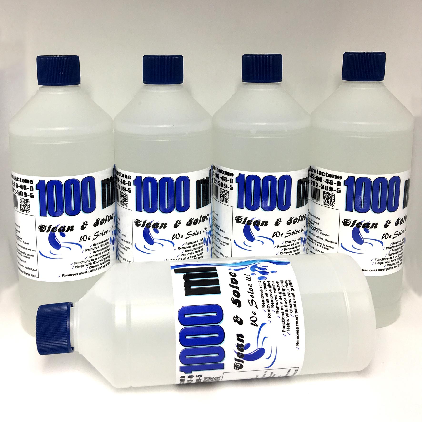 Industrial Cleaner 5.000 ml Technical Grade 00013 HS Code 29322020