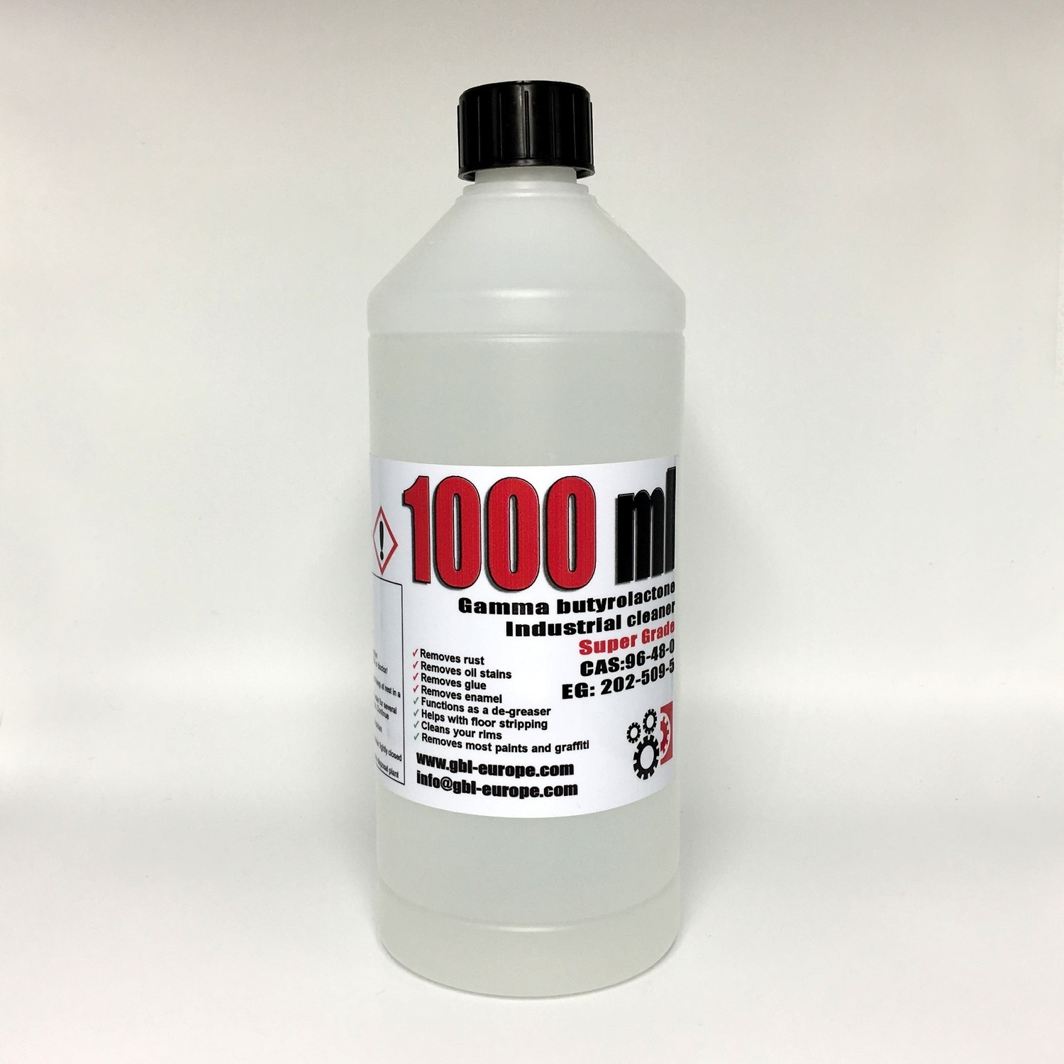 Multi Remover 1.000 ml Super Grade Quality 00200 HS Code 29322020