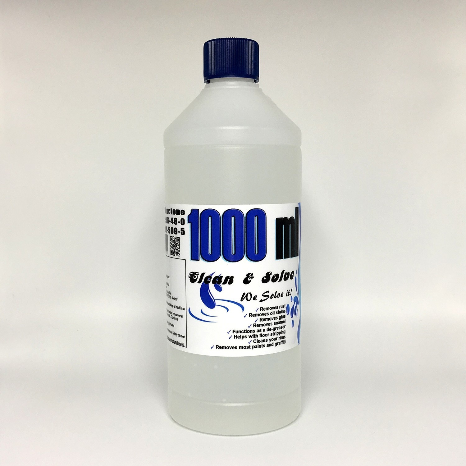 Multi Remover 1.000 ml Technical Grade 00008 HS Code 29322020