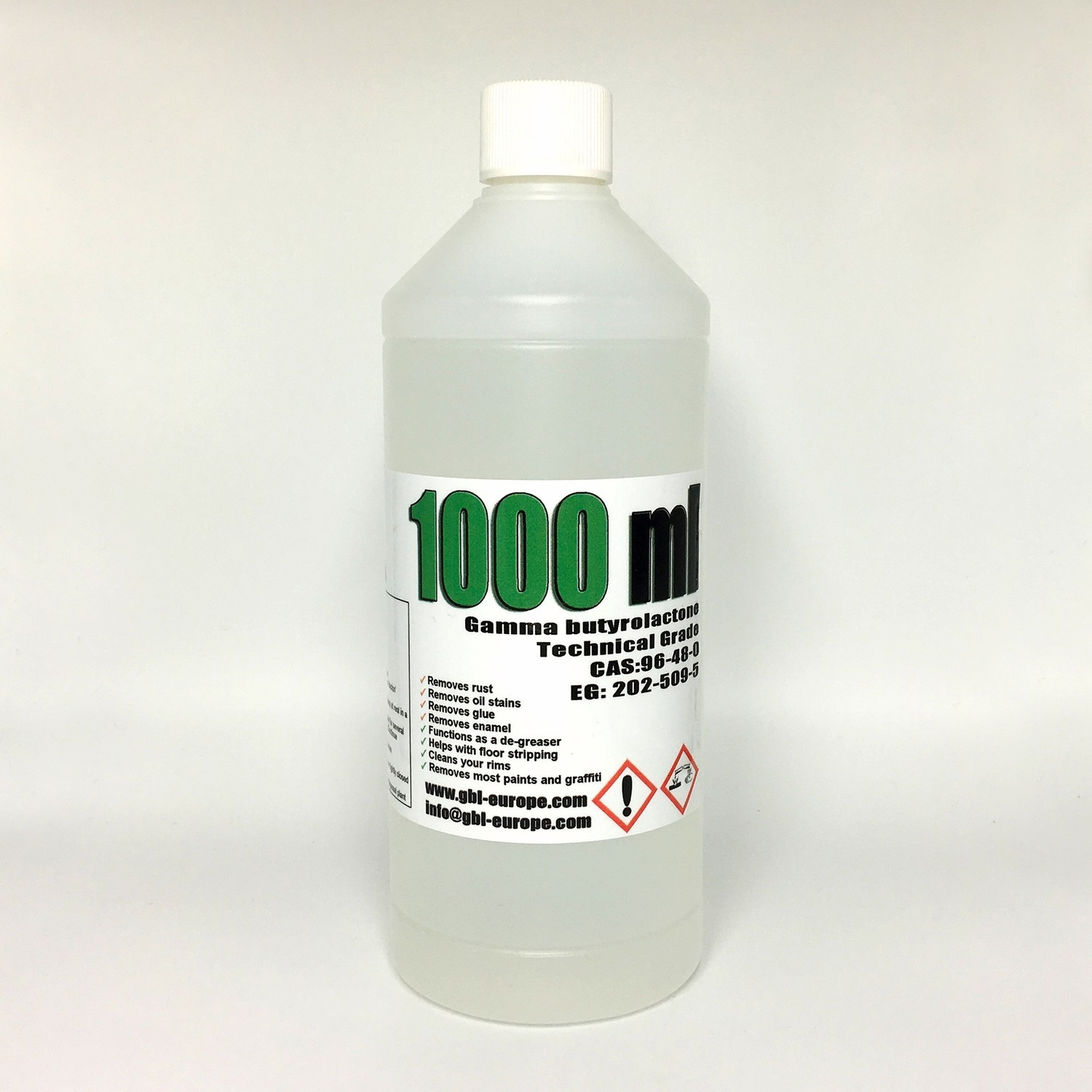 Multi Remover 1.000 ml Technical Grade manufactured in India 0126 HS Code 29322020
