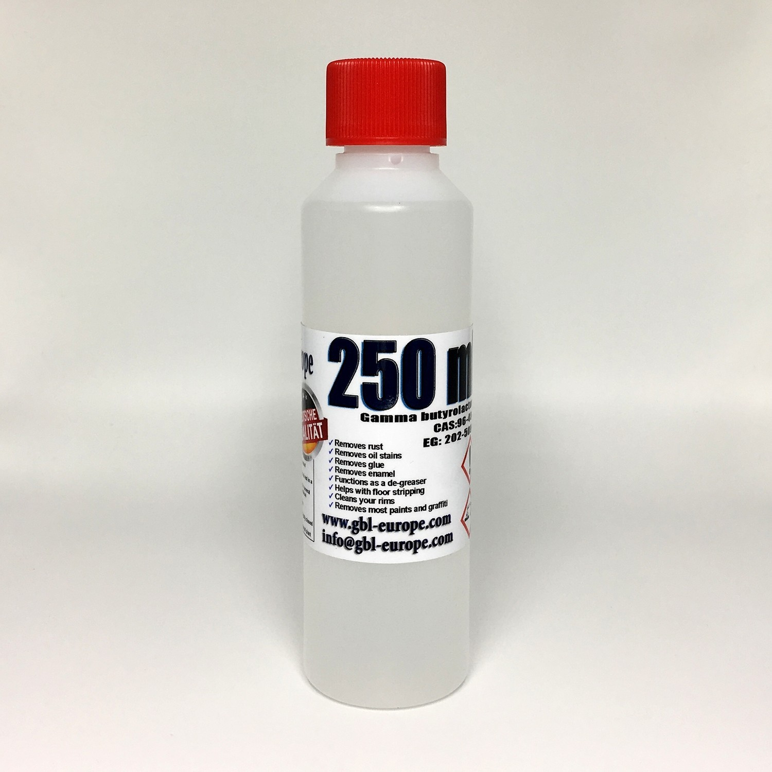 Multi Remover 250 ml Pharma Grade German Quality 00018 HS Code 29322020