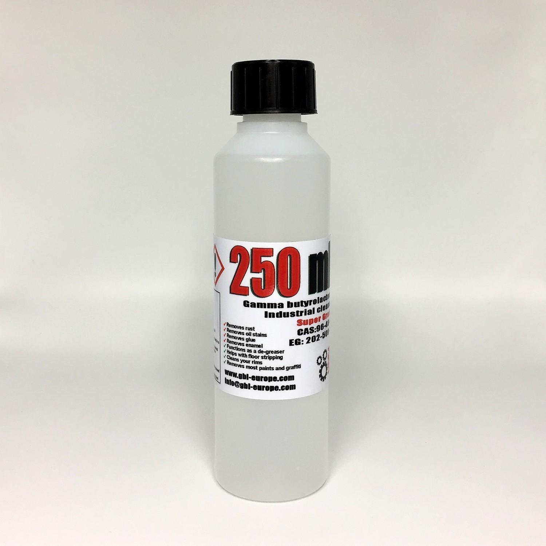 Multi Remover 250 ml Super Grade Quality 00180 HS Code 29322020