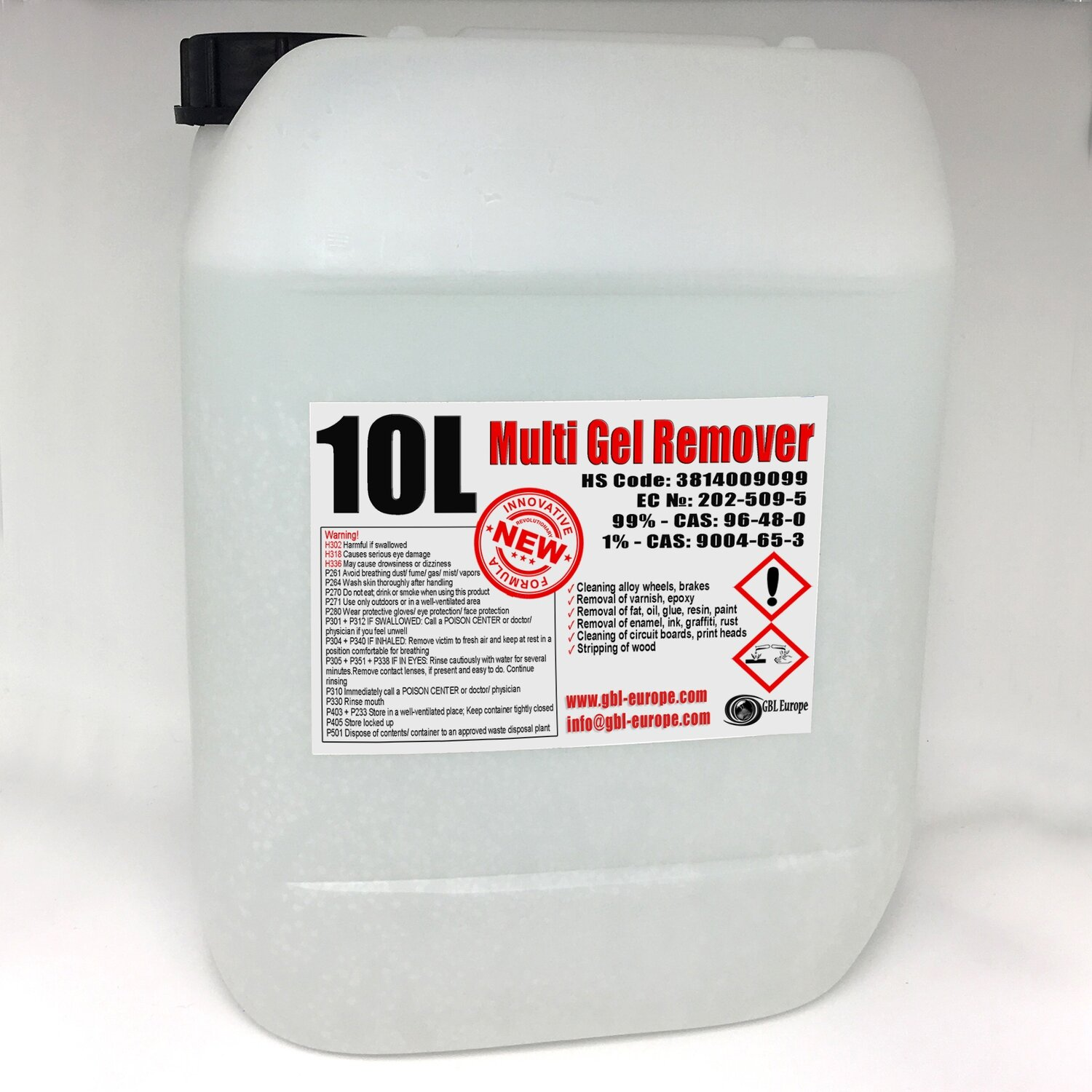 Multi Gel Remover 10.000 ml Canister