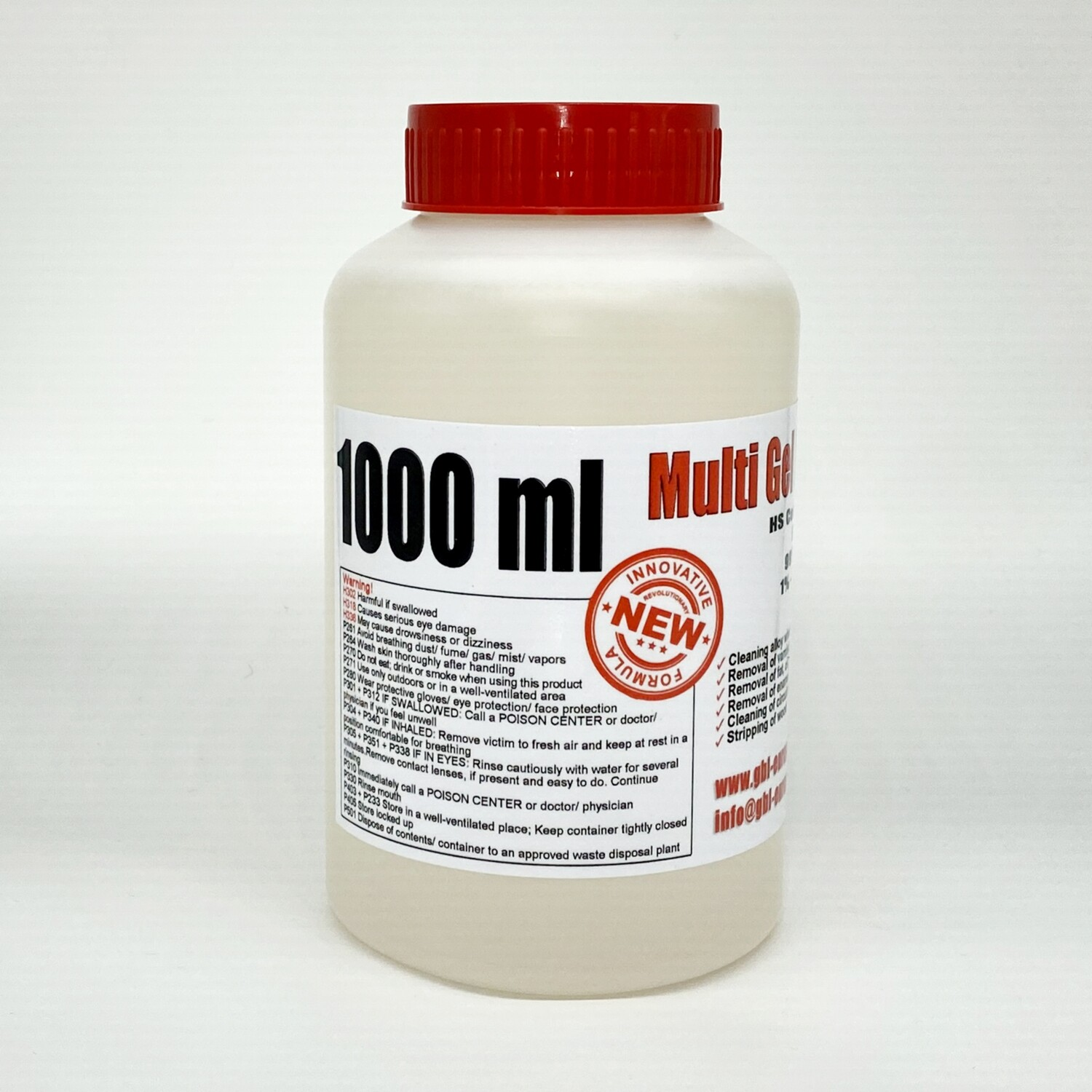 Multi Gel Remover® 1000 ml