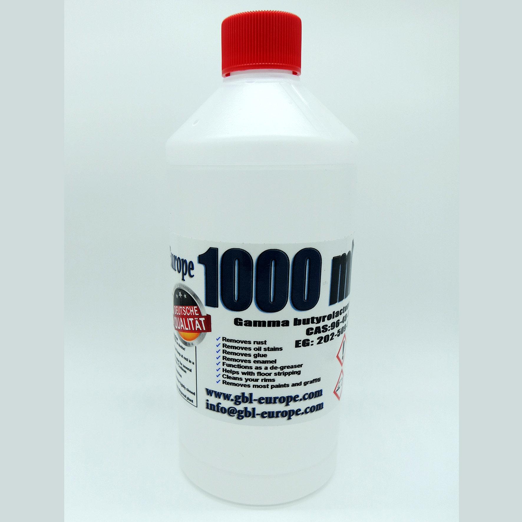 Industrial Cleaner 1.000 ml Pharma Grade German Quality 00020