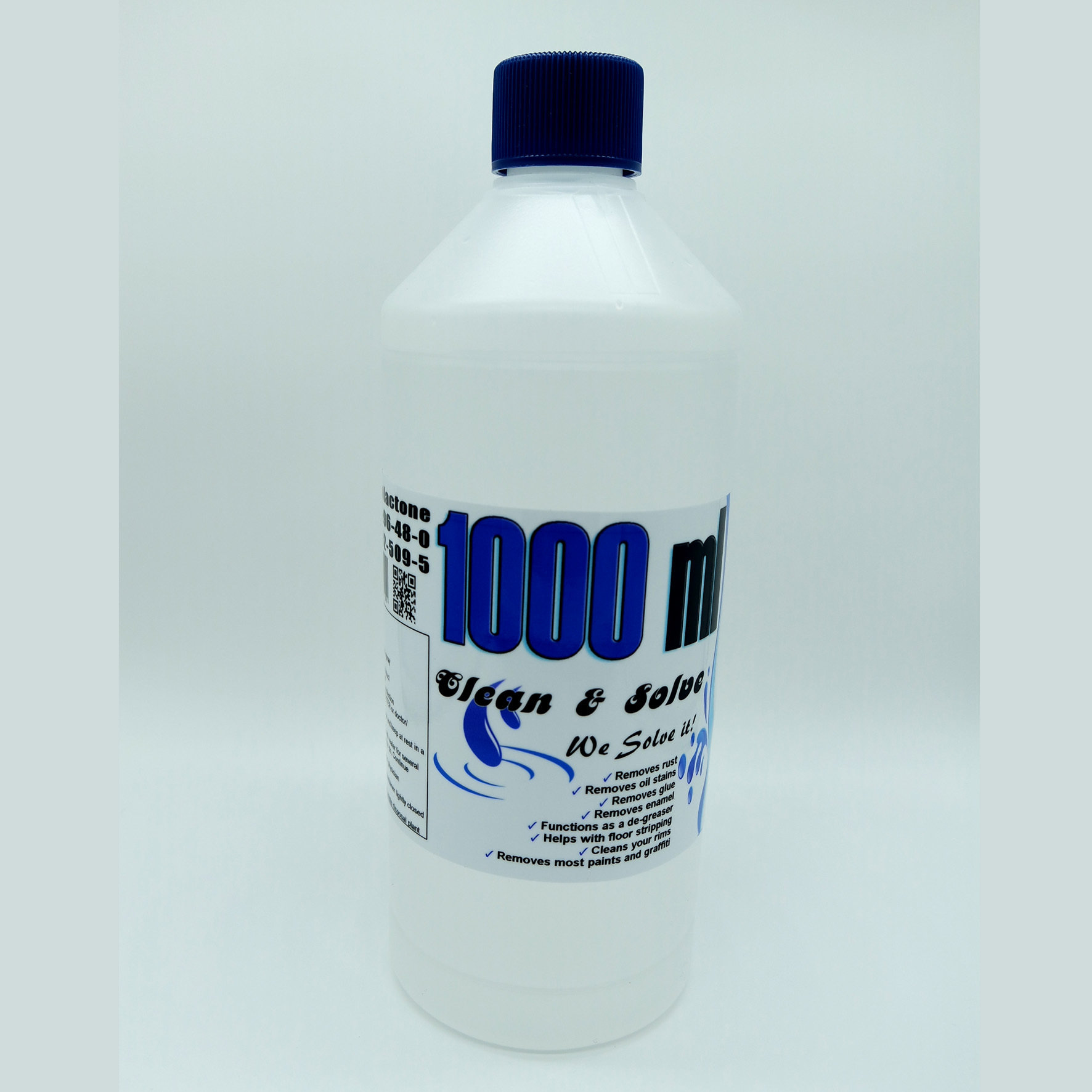 Industrial Cleaner 1.000 ml Technical Grade 00008