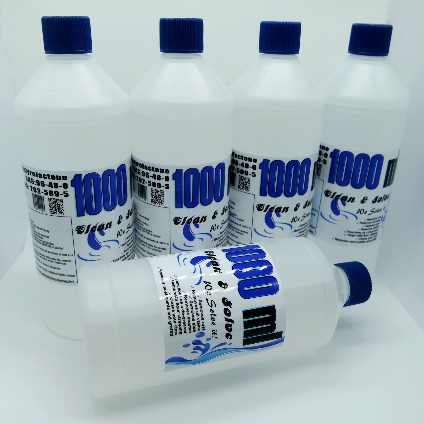 Industrial Cleaner 5.000 ml Technical Grade 00013 HS Code 29322020
