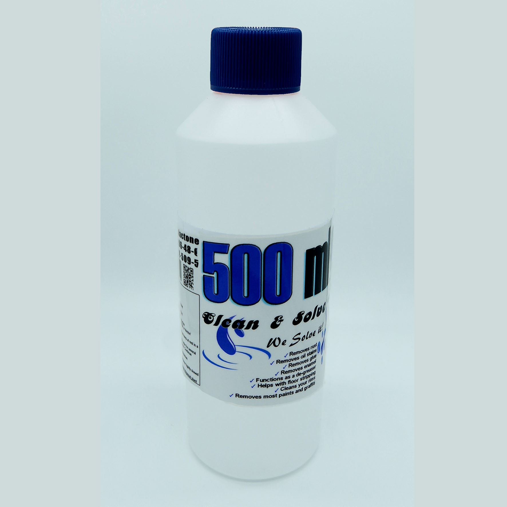 Industrial Cleaner 500 ml Technical Grade 00010