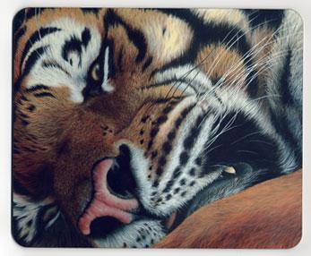 Up Close Tiger. Placemat
