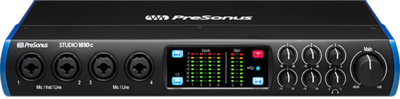 Presonus Studio 1810c (18x8, 192 kHz, USB-C Audio Interface)